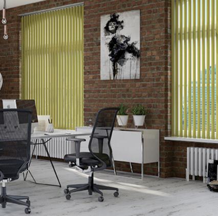 Office Blinds Vertical Blind Range Made To Measure